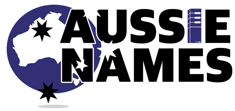aussie names domain name registration australia